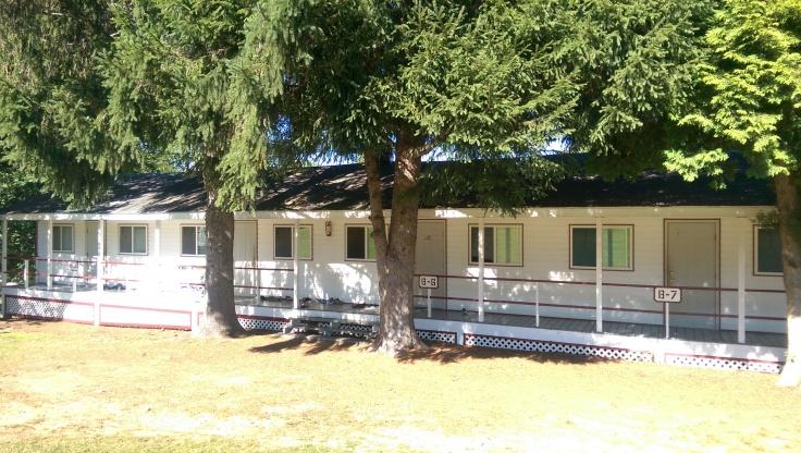 B6 cabin at camp Cayuga