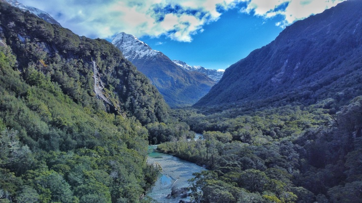 Routeburn Great Walk, New Zealand