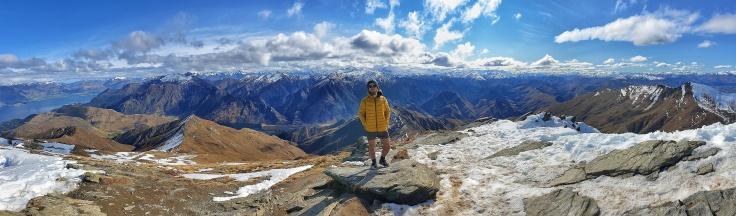 View from Ben Lomond Summit
